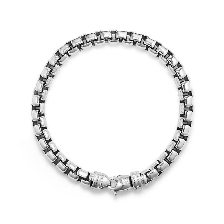 Extra-Large Box Chain Bracelet 7mm  sc 1 st  David Yurman Home & Large Box Chain Bracelet 7mm Aboutintivar.Com